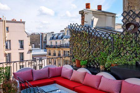 The Shed, Hôtel des Grands Boulevards