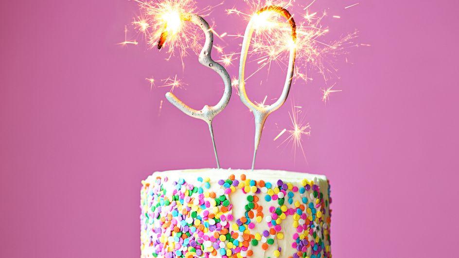 Dirty Thirty! 9 geniale Geschenke zum 30. Geburtstag
