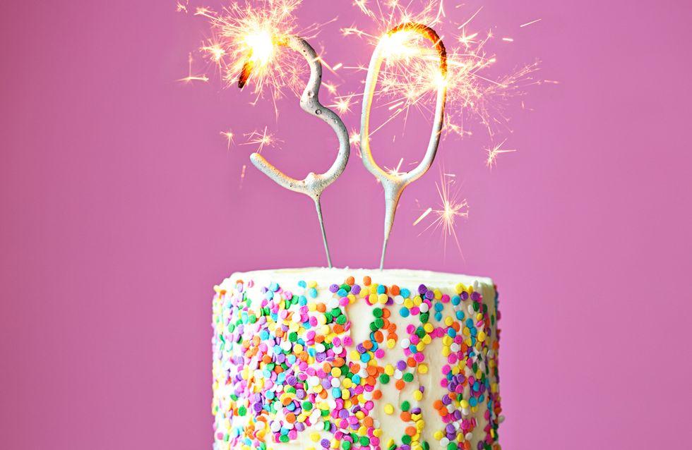 Dirty Thirty 9 Geniale Geschenke Zum 30 Geburtstag