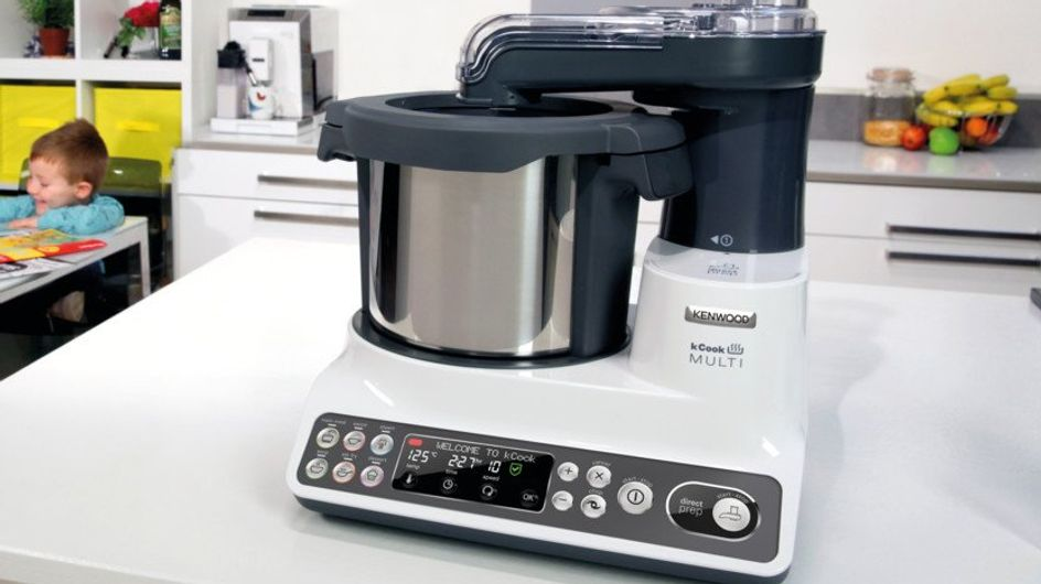 Test du kCook Multi CCL405WH de Kenwood