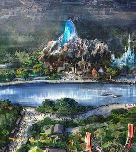 Disneyland Paris : un lac géant et une montagne de 40 mètres pour ses nouveaux u