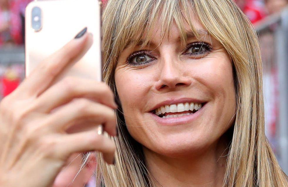 Heidi Klum: Harmloser Instagram-Post erzürnt Fans