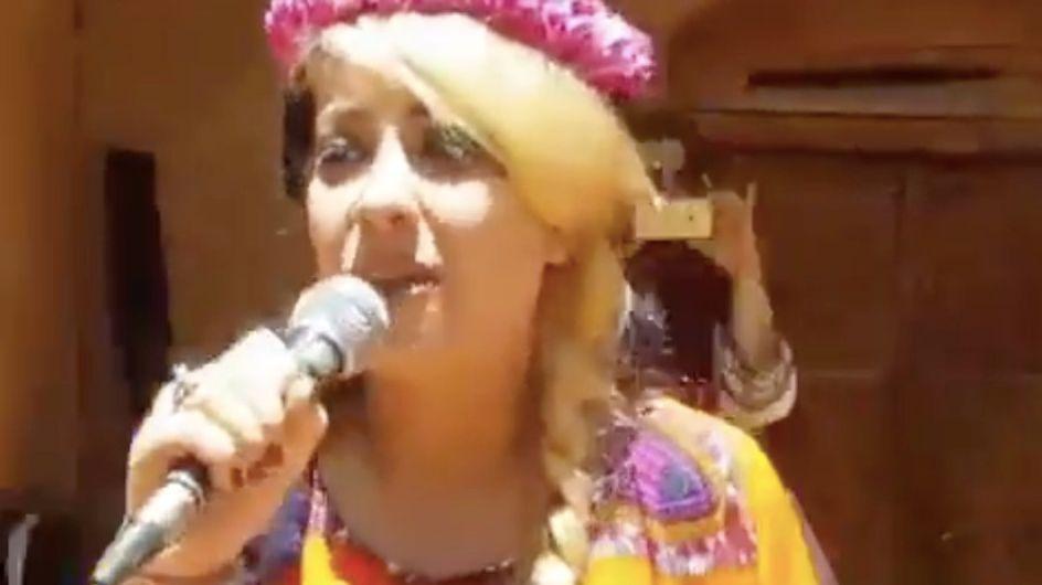 Cette chanteuse iranienne risque la prison pour avoir donné un concert