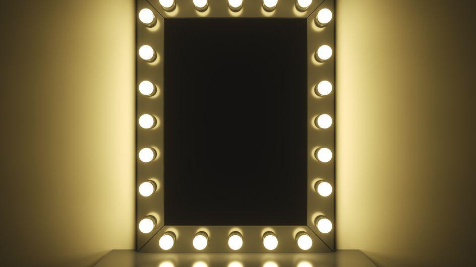 Restaurar un espejo viejo