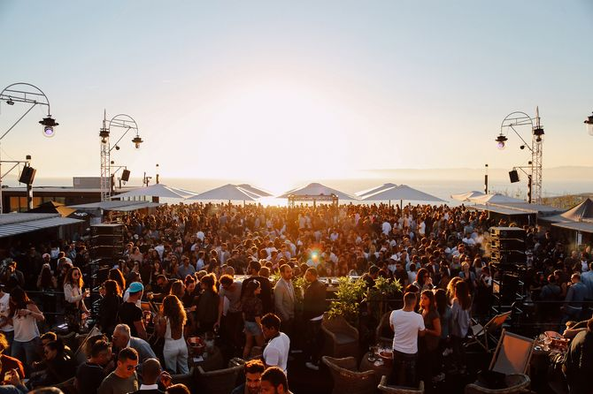 Le R2 Rooftop Marseille