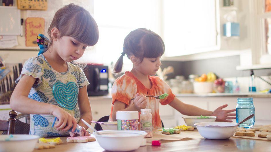Sélection d'ustensiles de cuisine rigolos pour cuisiner avec les enfants