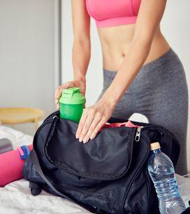 Los gymprescindibles: ¿qué llevar en tu neceser del gimnasio?