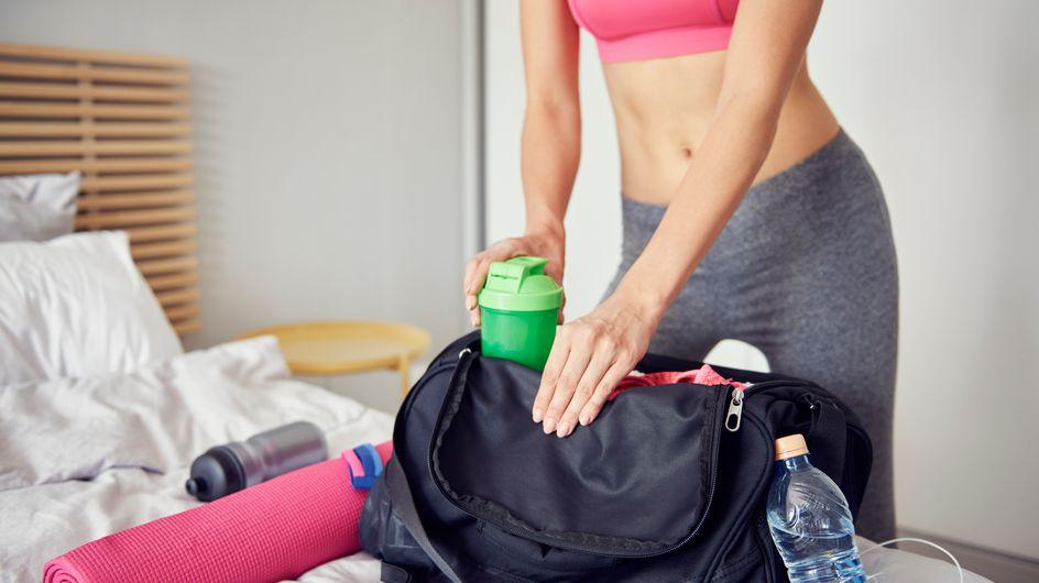 """Los """"gymprescindibles"""": ¿qué llevar en tu neceser del gimnasio?"""