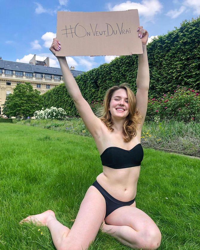 """Sur Instagram, le hashtag #Onveutduvrai mène une guerre contre la dictature du """"beau"""""""