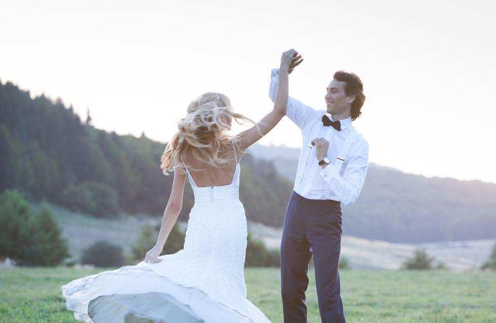 30 musiques pour la première danse de ton mariage