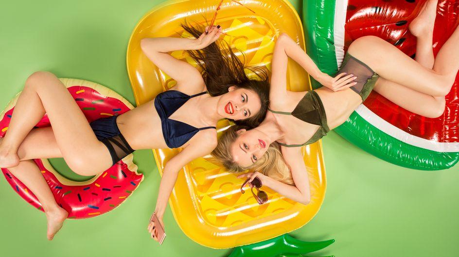 Las 6 colchonetas gigantes que no te pueden faltar este verano