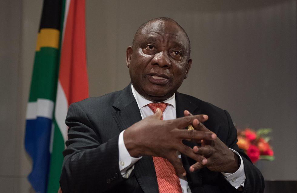 La moitié des ministres du nouveau gouvernement sud-africain sont des femmes