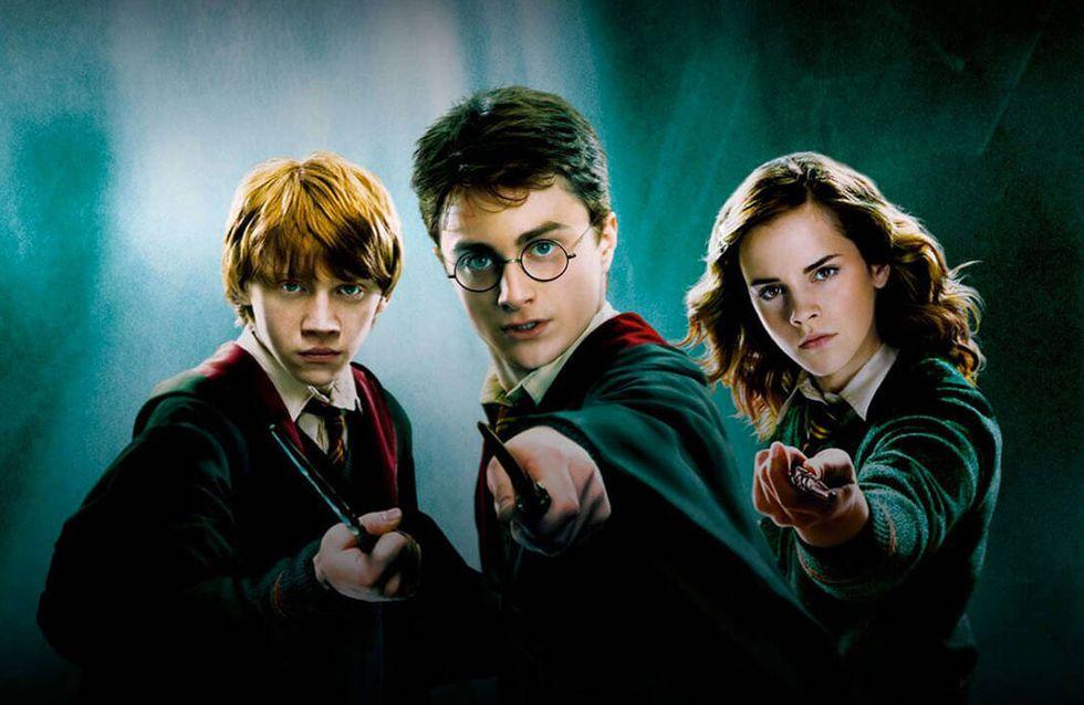 J.K. Rowling annonce l'arrivée de quatre nouveaux livres de la saga Harry Potter !