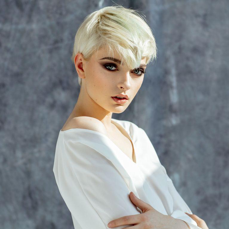 Coupe cheveux courte pour cheveux epais