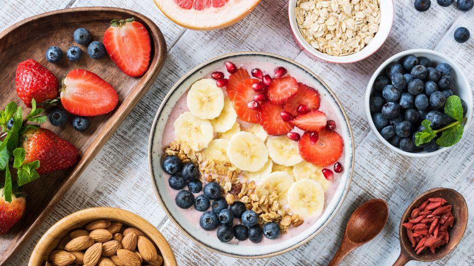 ¿Te sientes cansada? 10 alimentos para un chute de energía
