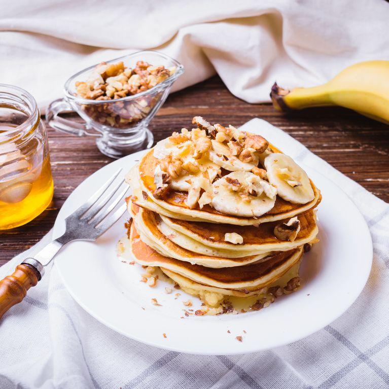 Desayuno como para el integral preparar avena