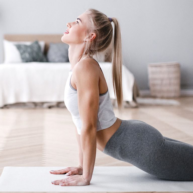 Rutina para adelgazar y tonificar gym