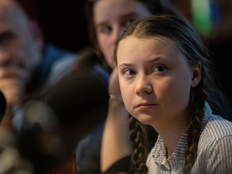 Greta Thunberg interrompt sa scolarité pendant un an