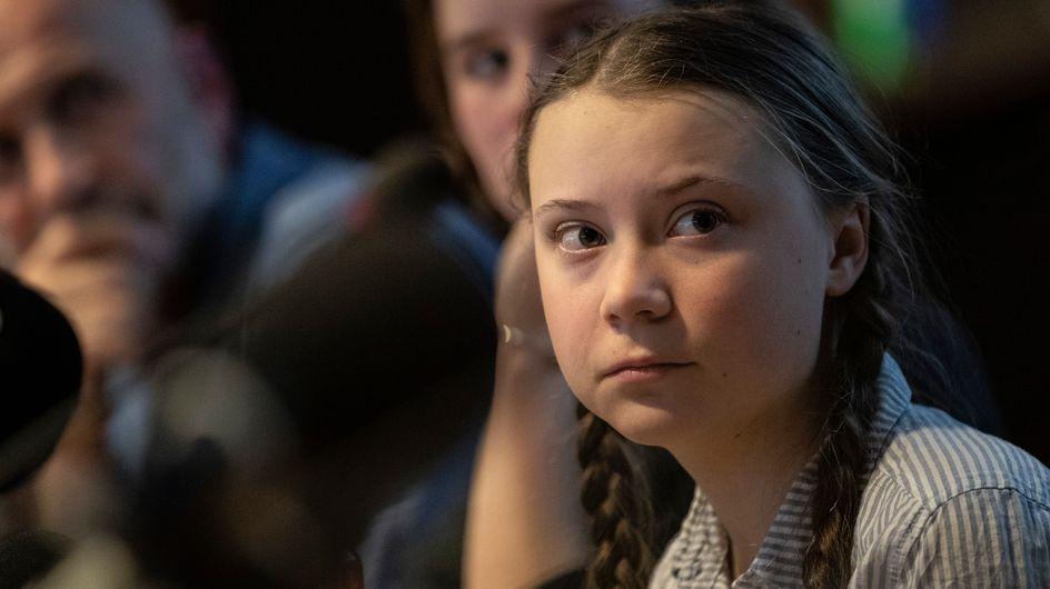 Greta Thunberg interrompt sa scolarité pendant un an pour se consacrer à son combat
