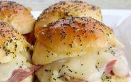 Cómo hacer brioches caseros de jamón y queso paso a paso
