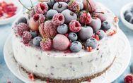 Kalorienarme Kuchen: Rezepte ohne Zucker, Butter und Weizenmehl