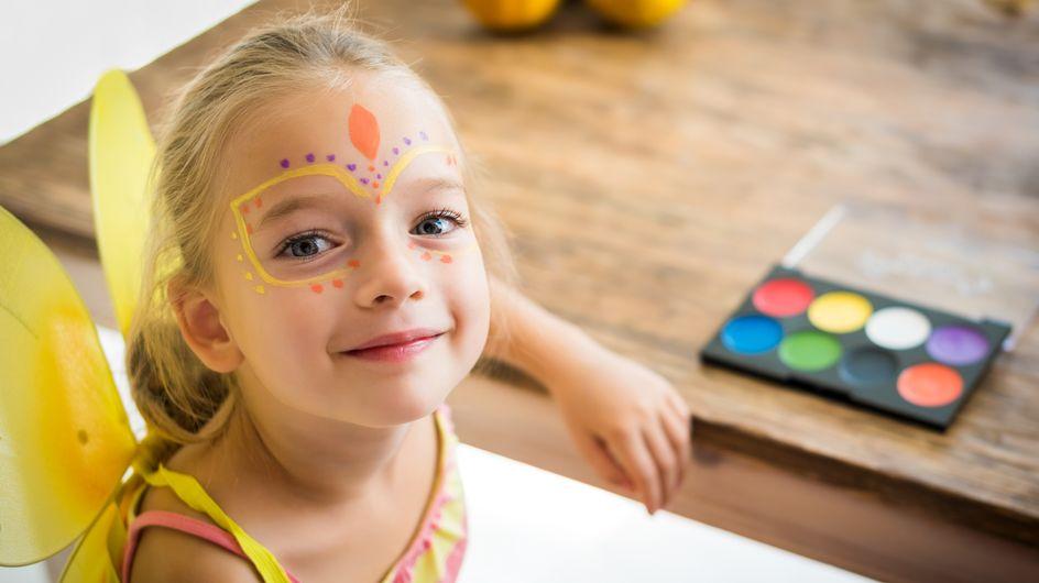 Dangereux pour leur santé, certains maquillages pour enfants sont à bannir