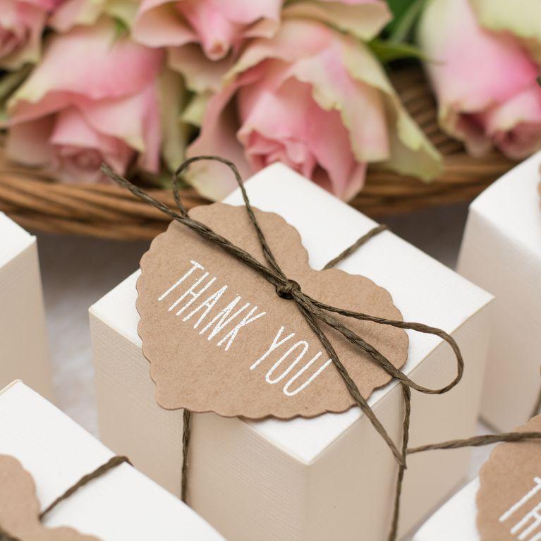 Quel Petit Cadeau Pour Remercier Les Invites De Mon Mariage