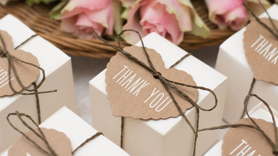 Quels petits cadeaux offrir à vos invités ?