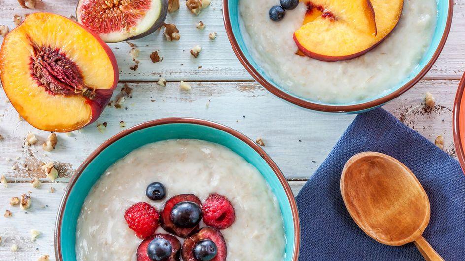 Porridge-Power: 4 kreative Rezepte für ein Haferflocken-Frühstück