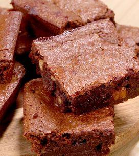 Brownies con noci: la ricetta veloce per brownies golosi!