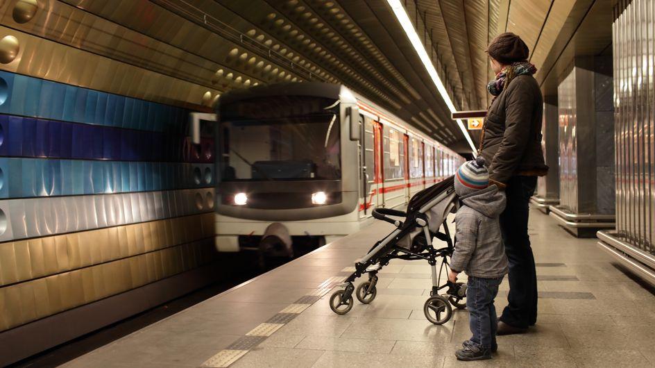 A partir du mois de septembre, le métro sera gratuit pour les enfants