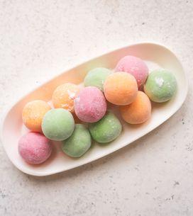 Rezept für Mochi-Eis: So gelingt euch die gesunde Eis-Sensation