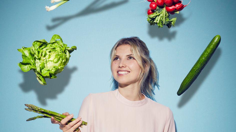 ¡Hazlo por tu salud! 5 razones por las que seguir una dieta flexitariana