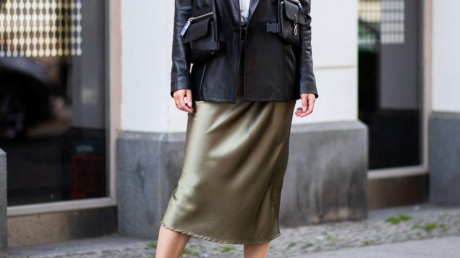 Satinröcke sind die neuen Fashion-Lieblinge im Sommer!