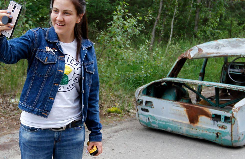 Respektlos: Influencer machen Tschernobyl zum Selfie-Hotspot