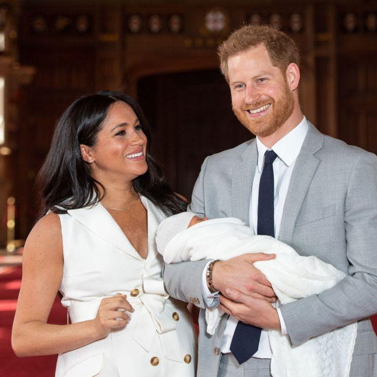 Une personnalité très importante n'assistera pas au baptême d'Archie — Harry et Meghan