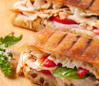 Paninis, focaccias et wraps : les meilleures alternatives aux sandwiches