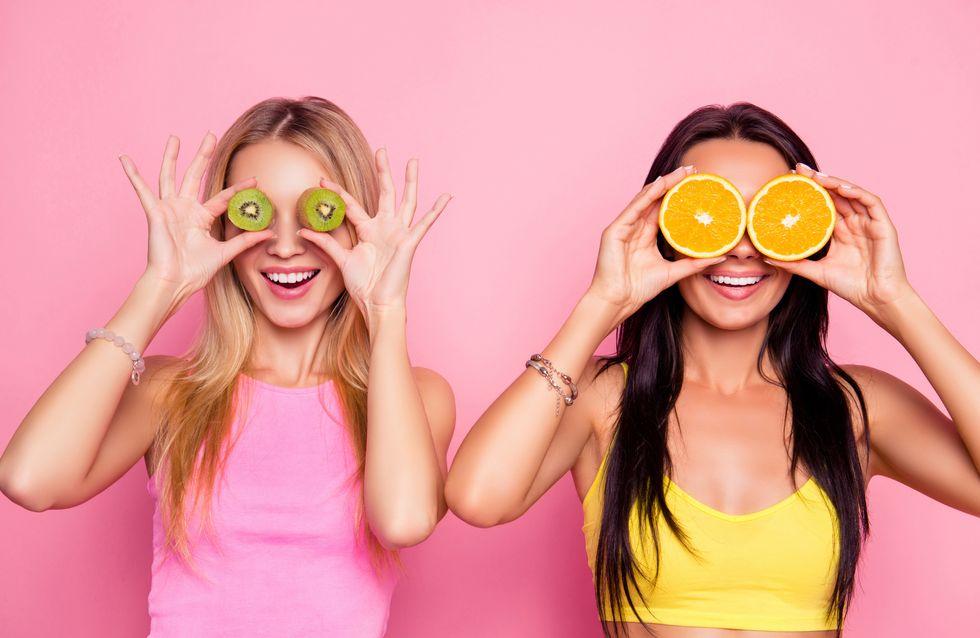 Cuidado facial: las vitaminas imprescindibles para una piel sana y bonita