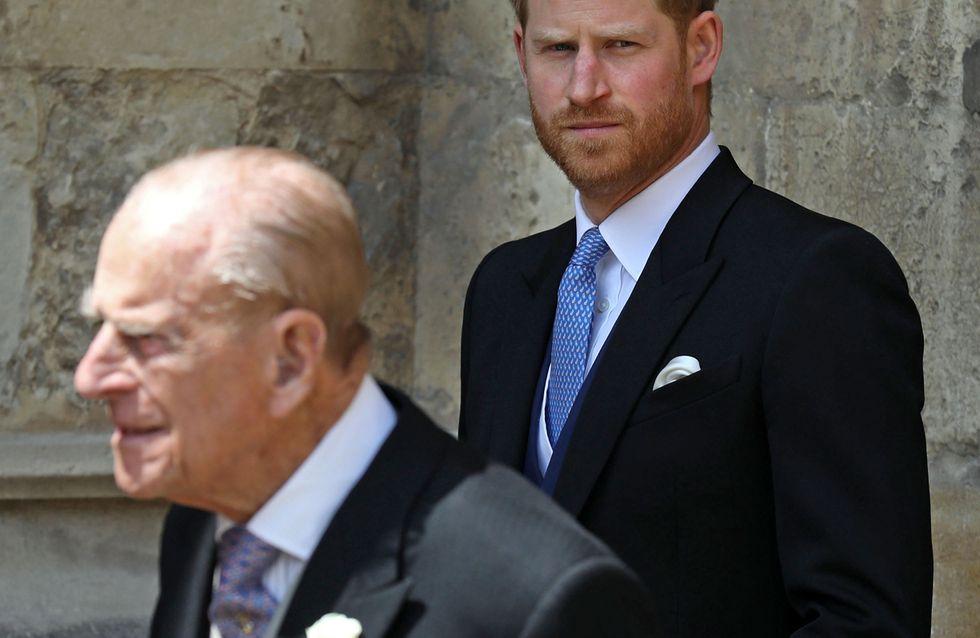 Harte Worte für Harry: Prinz Philip WARNTE ihn vor Meghan