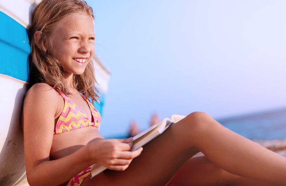 Must-Reads für Kinder: Diese 8 Bücher müssen mit in den Sommerurlaub