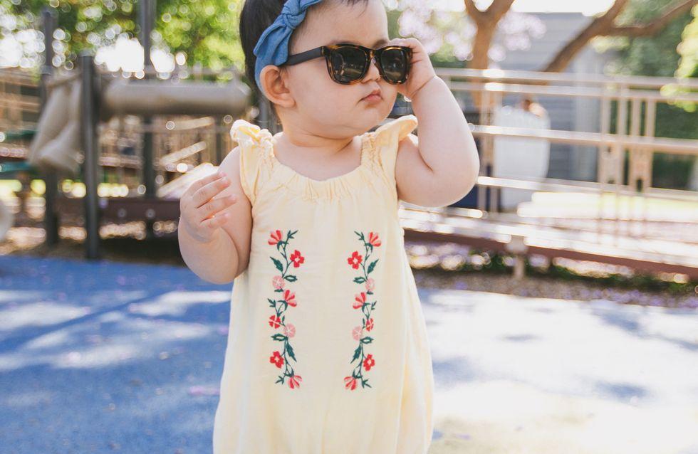 Hot Summer: So behält dein Baby einen kühlen Kopf