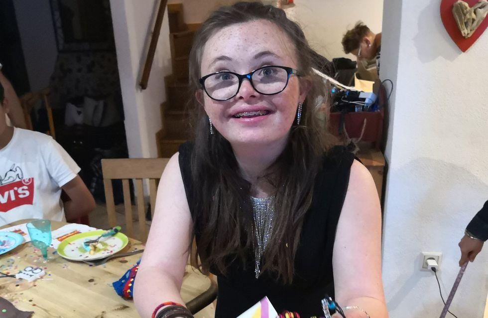 Les internautes du monde entier se mobilisent pour une jeune fille atteinte de trisomie