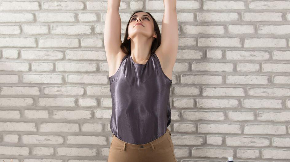 Ejercicios y tips para combatir el sedentarismo en la oficina