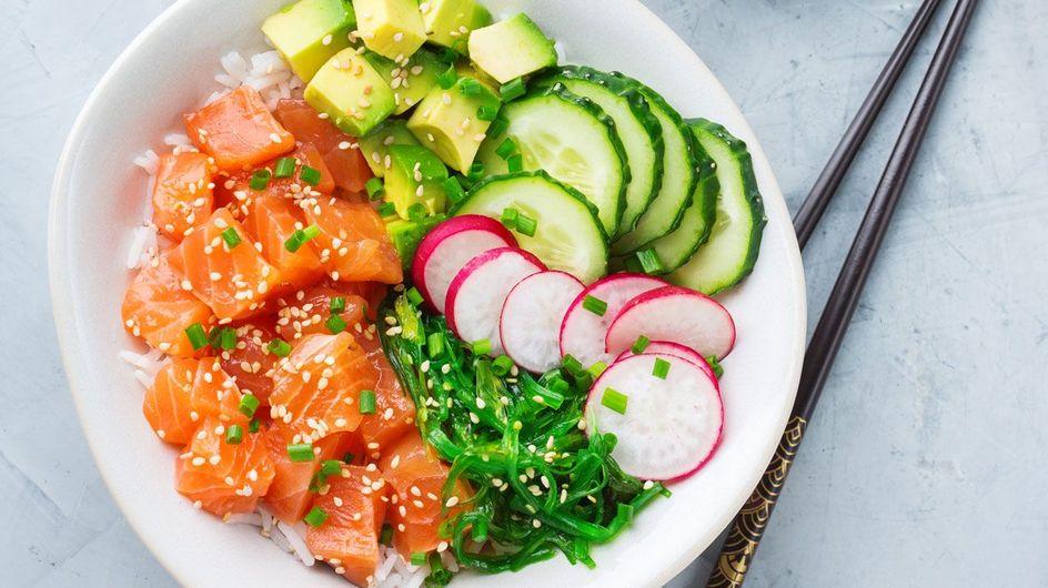 Ricette Poke Bowl: scopri il food trend dell'estate 2019!