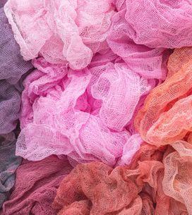 Come tingere i tessuti in lavatrice o in modo naturale!