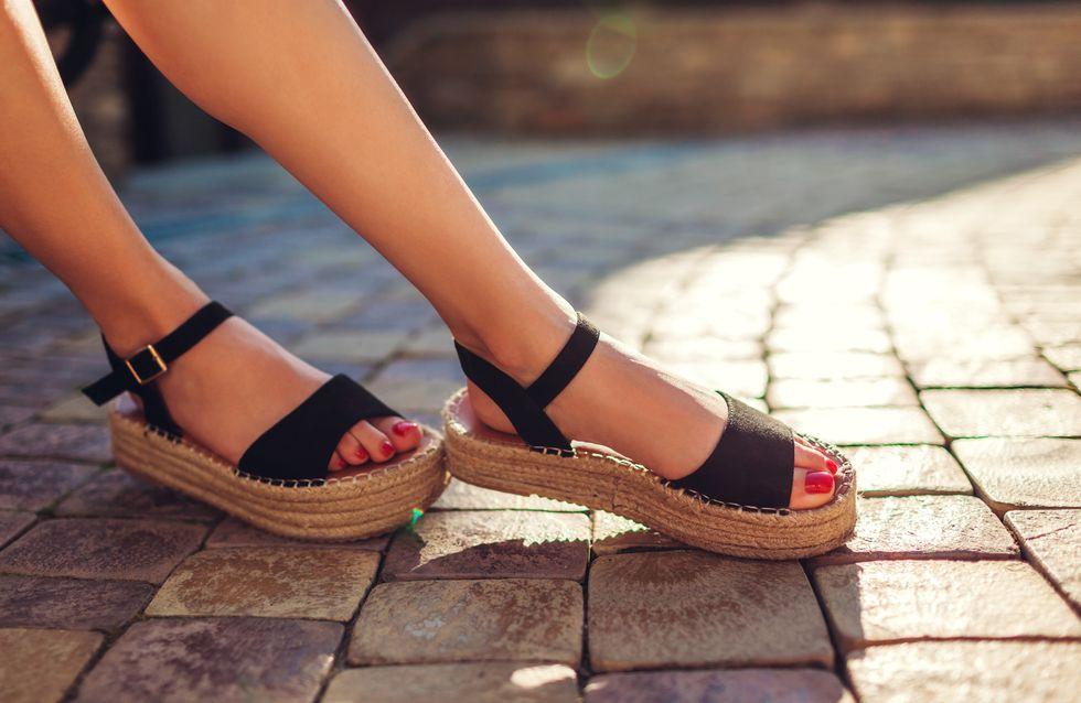 Vente de shopping: Sandalias bonitas perfectas para este verano