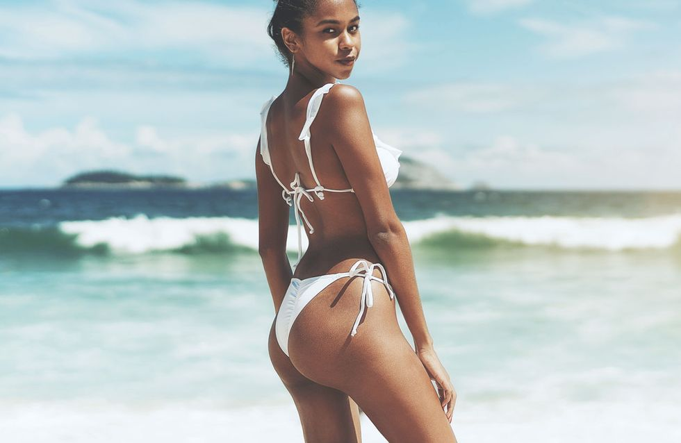 Diese Bikinihose zaubert den perfekten Knack-Po