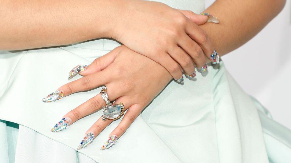 Uñas acrílicas vs uñas de gel: ¿cuál es la diferencia?