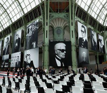 Karl For Ever : le vibrant hommage à Lagerfeld au Grand Palais