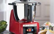 Un livre Marmiton et et une appli offerts pour l'achat d'un robot Cook Expert Ma